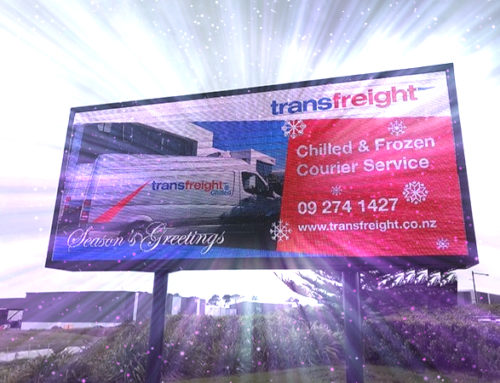 Season's Greetings from Transfreight – Spot us at Highbrook!